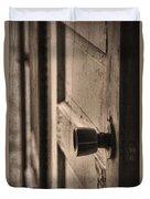 Open Doors Duvet Cover by Dan Sproul