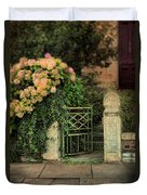 Open Gate Duvet Cover