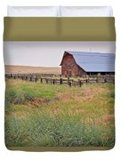Open Range Duvet Cover