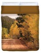 Open Road 4 Duvet Cover
