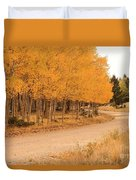 Open Road 5 Duvet Cover