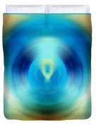 Open Spirit - Energy Art By Sharon Cummings Duvet Cover