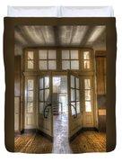 Open To The Light Duvet Cover