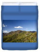 Open View 2 Of The Great Wall Mutianyu Section 603 Duvet Cover