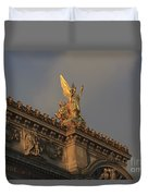Opera Garnier In Paris France Duvet Cover