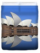 Opera House 6 Duvet Cover