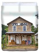 Opry House - Square Duvet Cover