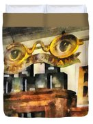 Optometrist - Spectacles Shop Duvet Cover