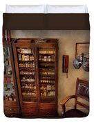 Optometrist - The Optometrists Office Duvet Cover