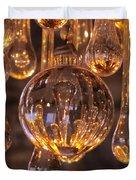 Opulent Luminescence Duvet Cover