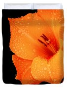 Orange Blossom Special Duvet Cover