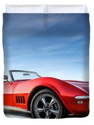 Hooters Duvet Cover