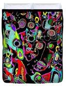 Orbs Duvet Cover