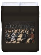 Orchestra Seat Duvet Cover