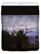 Orchestrating A Sunset At The Grand Canyon Duvet Cover