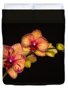 Orchid Beauty Duvet Cover