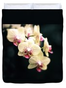 Orchid Blossom Duvet Cover