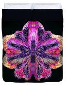 Orchid Digi Duvet Cover