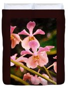 Orchid Number 17 Duvet Cover