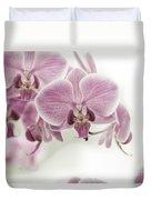 Orchid Pink Vintage Duvet Cover