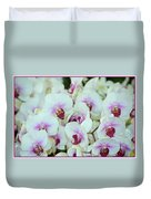 Orchid Sea Duvet Cover
