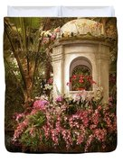 Orchid Show Duvet Cover