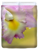 Orchid Whisper Duvet Cover