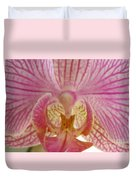 Orchid You Happy Duvet Cover