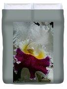Orchid's Royal Carpet Duvet Cover
