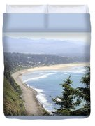 Oregon Coast View Duvet Cover