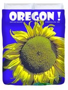 Oregon II Duvet Cover