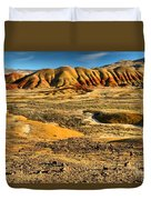 Oregon Landscape Spectacular Duvet Cover