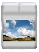 Oregon Trail Country Duvet Cover