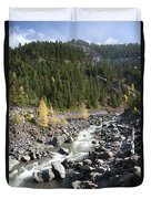 Oregon Wilderness II Duvet Cover