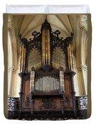 Organ Chapel Royal - Dublin Castle Duvet Cover