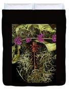Organic Assemblage Duvet Cover