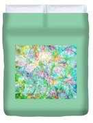 Organic Colors By Jan Marvin Duvet Cover