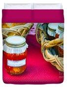 Organic Goodness Duvet Cover