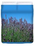 Organic Lavender Duvet Cover