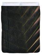 Organic Palm Duvet Cover