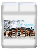 Oriole Park - Camden Yards Duvet Cover