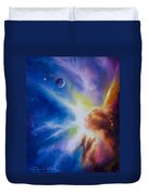Orion Nebula Duvet Cover by James Christopher Hill