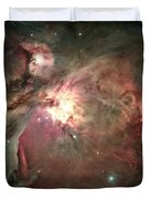 Space Hollywood - Orion Nebula Duvet Cover