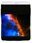 Orion Nebula Rim Duvet Cover