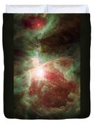 Orion's Sword Duvet Cover by Adam Romanowicz