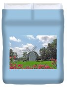 Orleans Windmill Duvet Cover