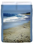 Ormond Beach Duvet Cover