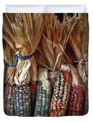 Ornamental Corn Duvet Cover