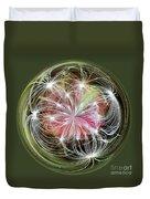 Ornamental Dandelion Duvet Cover