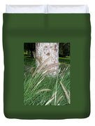 Ornamental Grass Duvet Cover